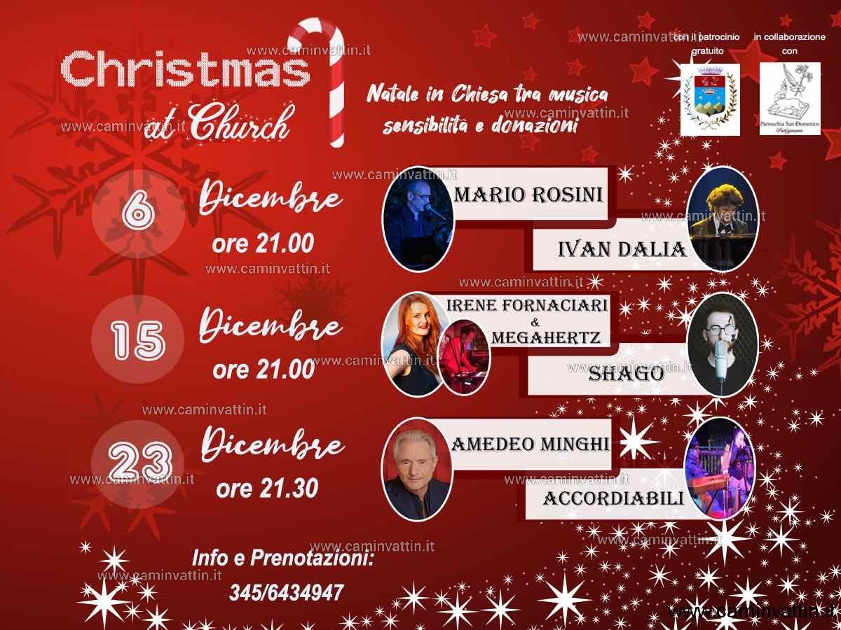 christmas at church putignano