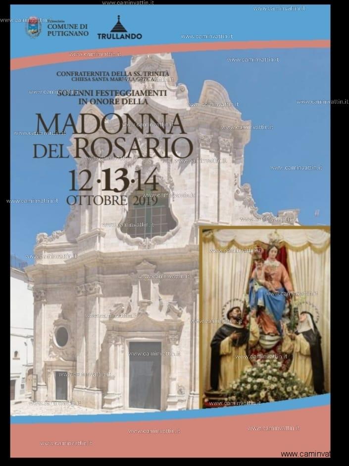 madonna del rosario 2019 putignano