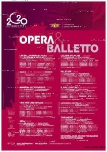 opera balletto stagione 2020 teatro petruzzelli