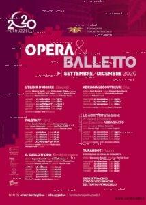 opera balletto teatro petruzzelli 2020