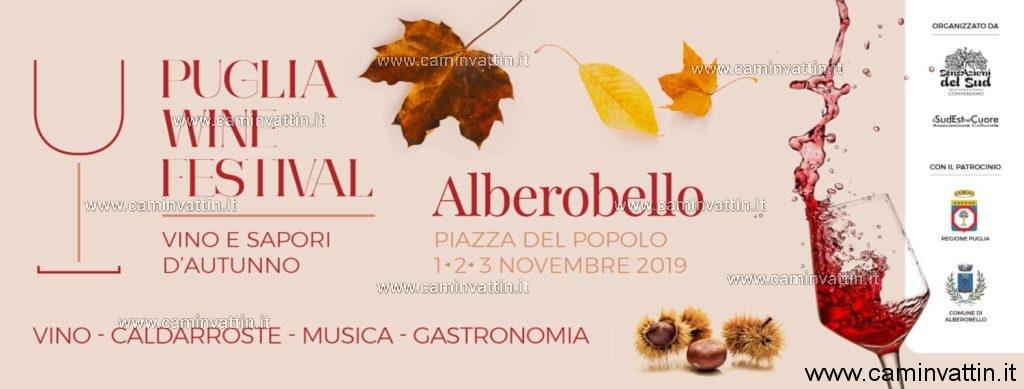puglia wine festival 2019 alberobello