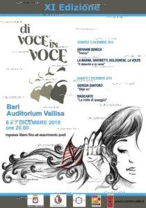 Festival Di Voce in Voce 2019