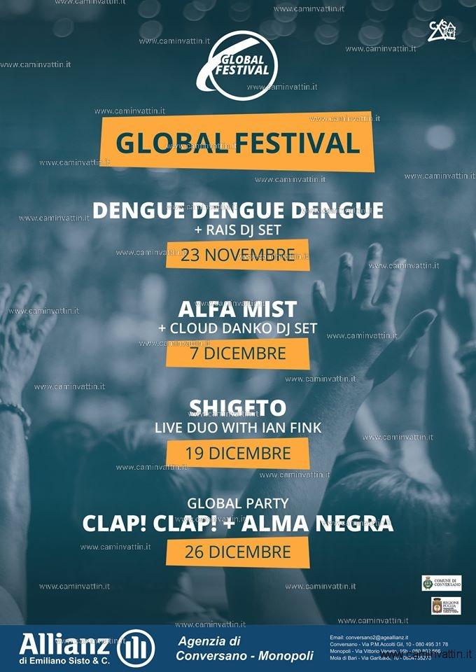 Global Festival a Conversano