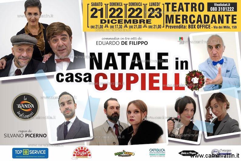 NATALE IN CASA CUPIELLO di Eduardo De Filippo Teatro Mercadante