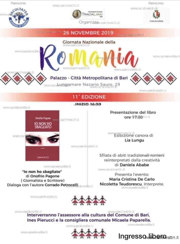 giornata nazionale della romania 2019