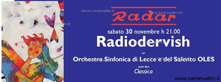 radiodervish e orchestra sinfonica di lecce teatro radar