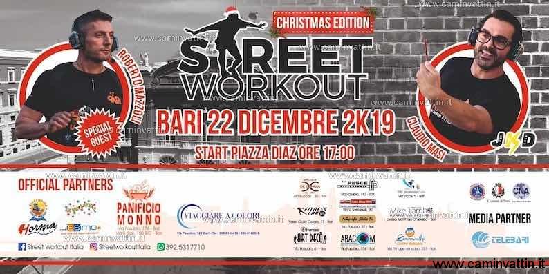 street workout bari 2019