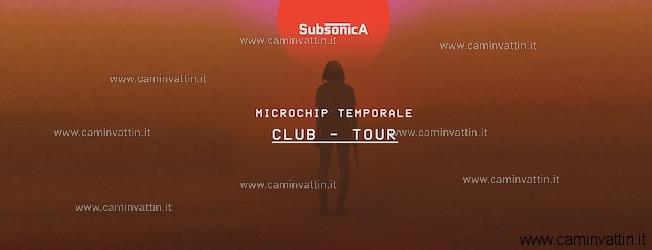 subsonica Microchip Temporale Club Tour 2022