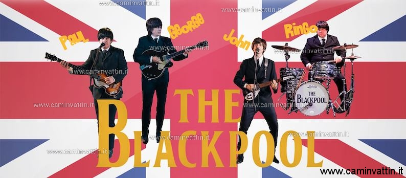 the blackpool beatles tribute band
