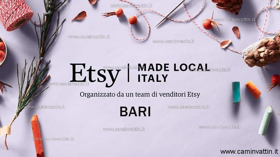 Etsy Made Local BARI 2019