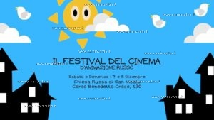 Festival del Cinema d Animazione Russo 2019