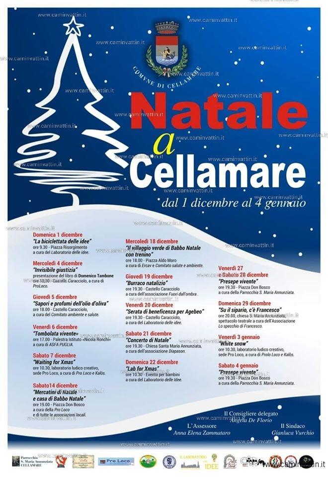 Natale a Cellamare 2019