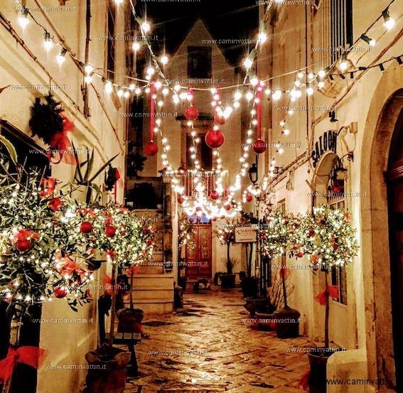 Natale tra le cummerse di Locorotondo