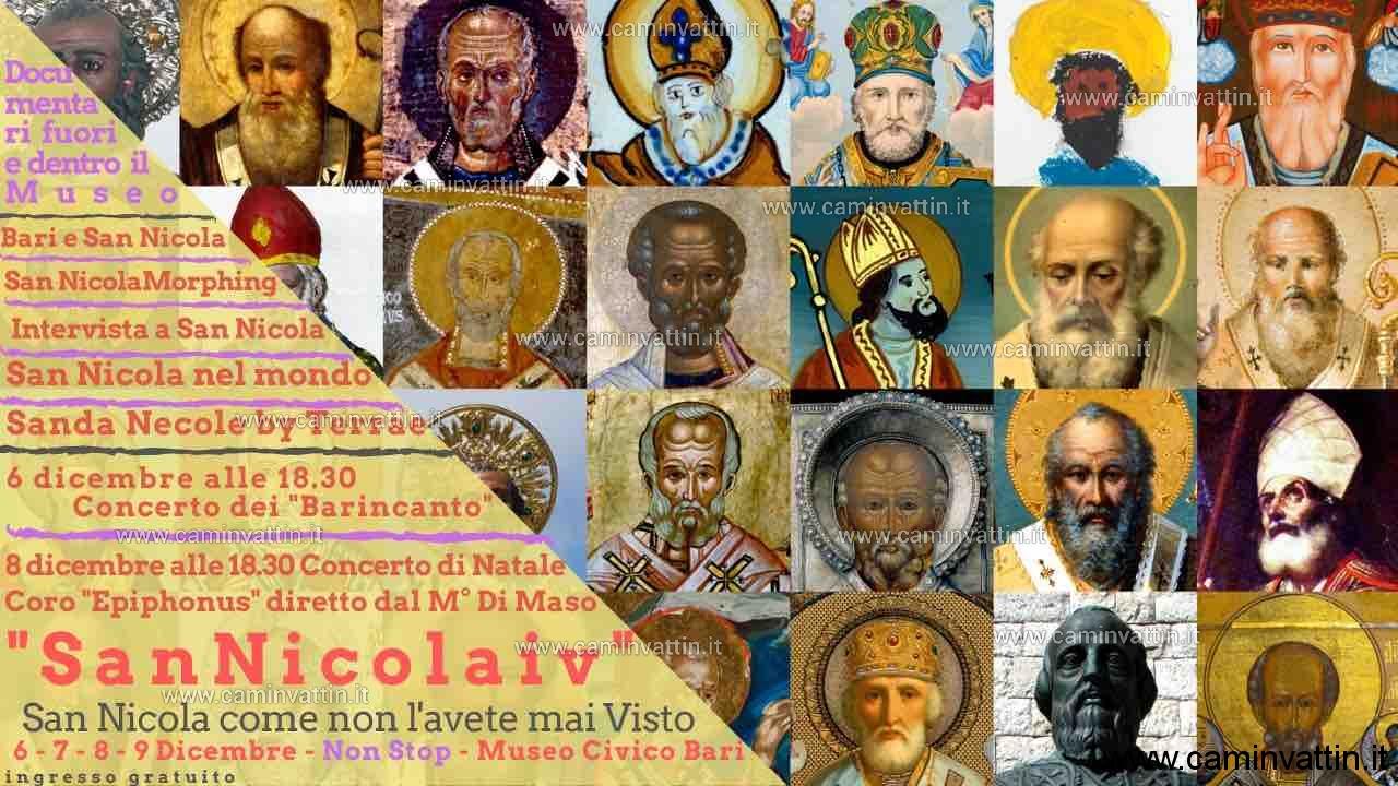 SanNicolaiv San Nicola come non l avete mai Visto
