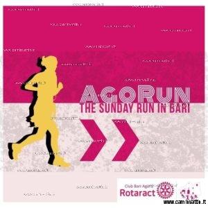 agorun the sunday run in bari