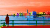 Bari in un calendario, i 13 luoghi più belli della città dipinti da Michele Cassano
