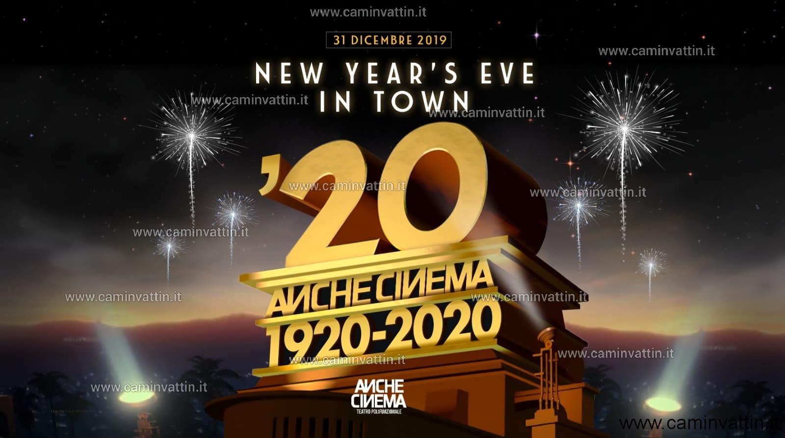 capodanno anni 20 anche cinema bari
