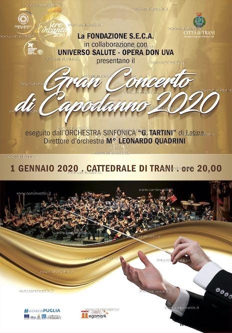 Gran Concerto Di Capodanno Ad Ingresso Gratuito Camin Vattin