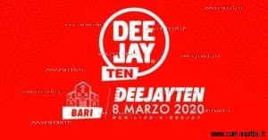 deejay ten bari 2020