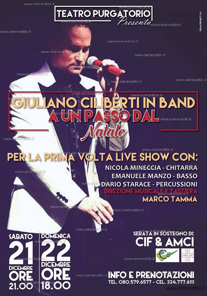 Giuliano Ciliberti in Band