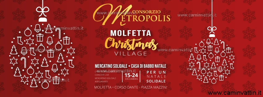 molfetta christmas village