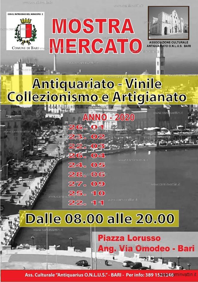 mostra mercato antiquariato vinile collezionismo artigianato