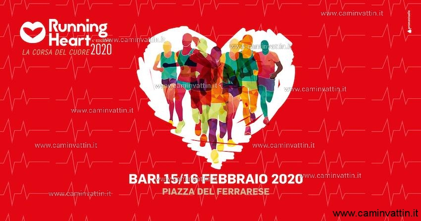 running heart 2020 bari