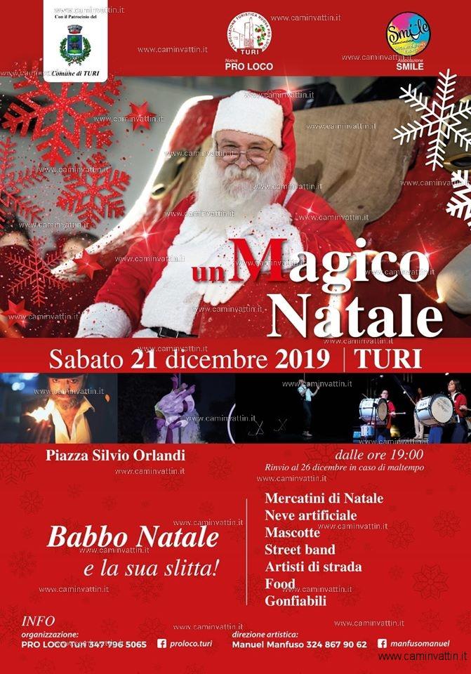 Un Magico Natale a Turi