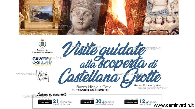 visite guidate gratuite castellana grotte