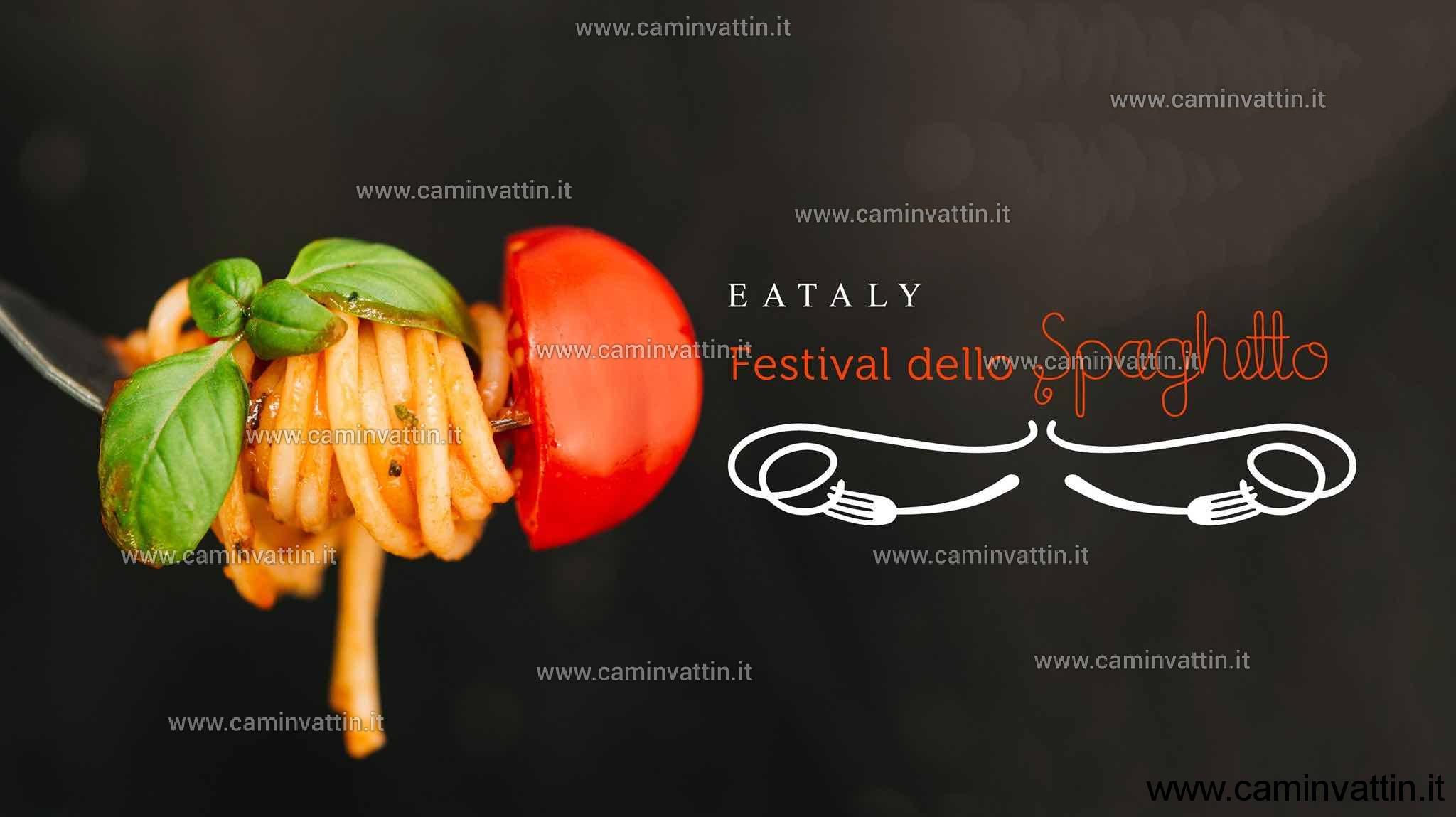 Festival dello Spaghetto Eataly