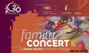 family concert 2020 petruzzelli bari