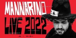 mannarino live 2022