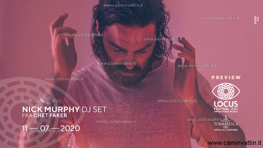 nick murphy locus festival 2020