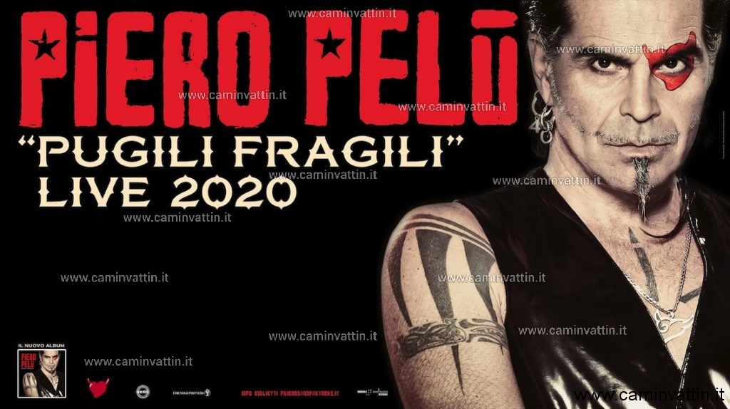 piero pelu pugili fragili tour 2020