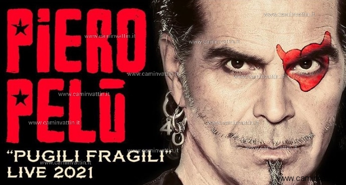 piero pelu pugili fragili tour 2021