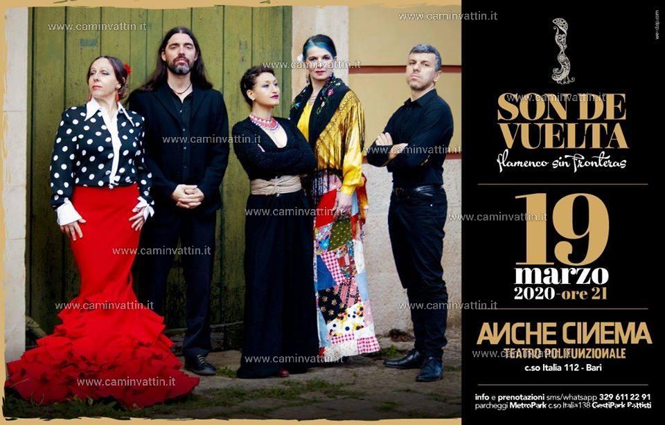 Son de Vuelta Flamenco sin Fronteras
