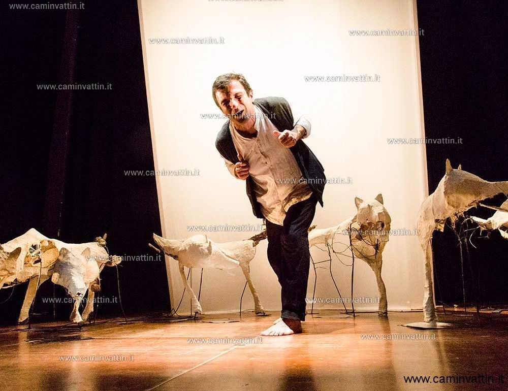 ZANNA BIANCA – DELLA NATURA SELVAGGIA di Niccolini e D'Elia al Teatro Abeliano