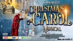 a christmas carol musical bari teatro team