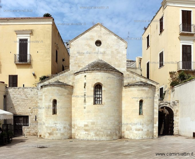 bari chiesa della vallisa