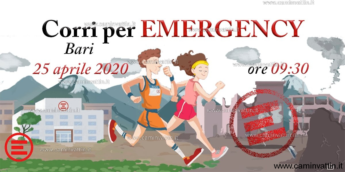 corri per emergency