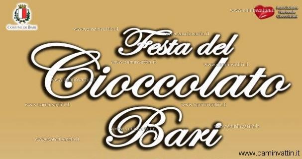 festa del cioccolato bari
