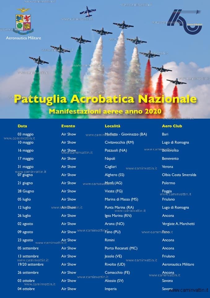 frecce tricolori molfetta giovinazzo 2020