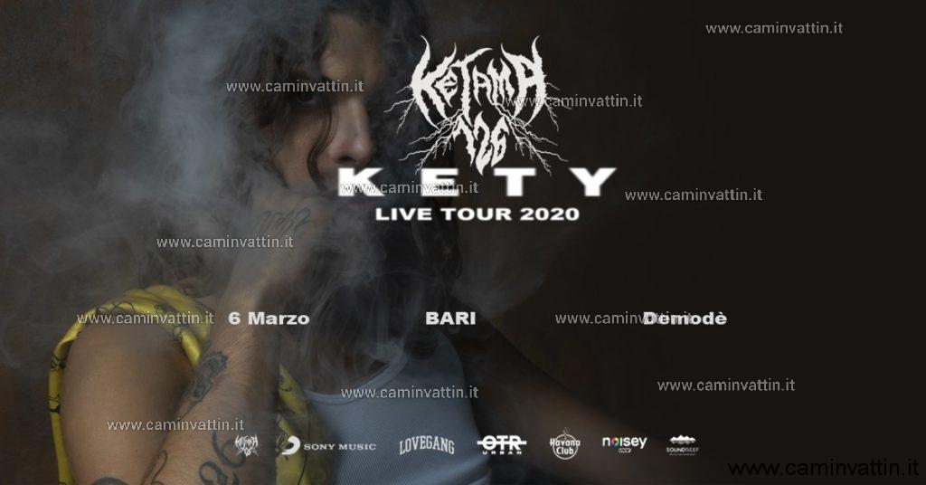 ketama 126 demode club kety live tour