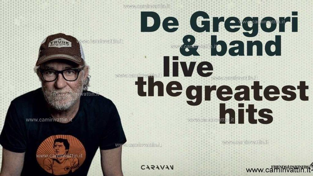 de gregori band live the greatest hits molfetta