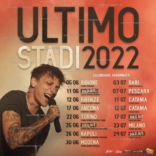 ultimo stadi 2022