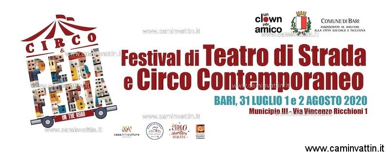 Festival di teatro di strada e circo contemporaneo
