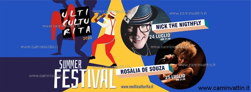 Multiculturita Summer Festival 2020