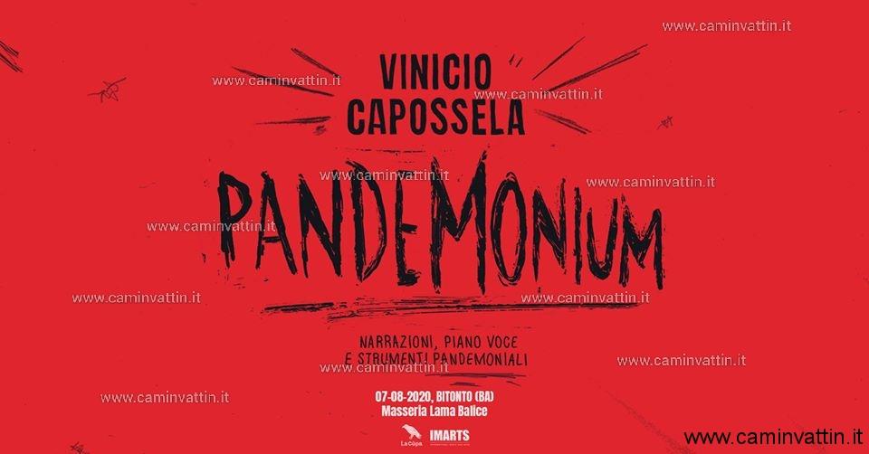 VINICIO CAPOSSELA CONCERTO BITONTO LUCE MUSIC FESTIVAL