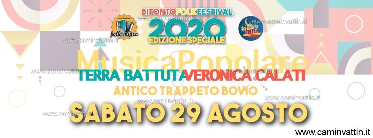 Bitonto Folk Festival TaTaraTata 2020