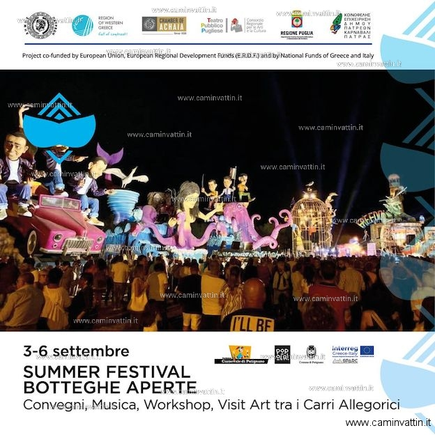Summer Festival Botteghe Aperte